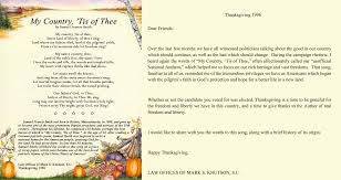 thanksgiving day proclamation law resources the law offices of mark s knutson