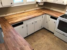 kitchen in a day kitchen mini renovation countertop and sink this american house