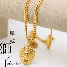 aliexpress buy men jewelry high quality 2014 new jhnby gold color dcrown lion pendants high quality fashion hiphop