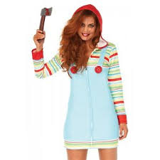 chucky costume chucky costume creepy doll fancy dress ebay