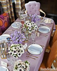Spring Table Settings Ideas by Ideas For Table Settings For A Dinner Party