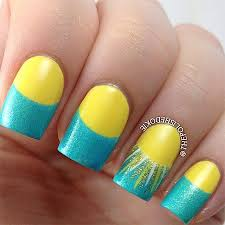 30 cute summer themed nail art designs ideas u0026 trends 2014