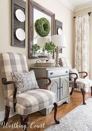 Best  Farmhouse Chairs Ideas On Pinterest Dining Room Wall - Dining chairs in living room