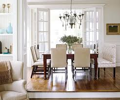 best dining room rug ideas with dining room no area rug bhg