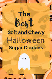 the best soft and chewy halloween sugar cookies ghastly
