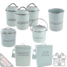 primitive kitchen canister sets kitchen blue kitchen canisters martha stewart cobalt blue