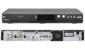 home theater dvd receiver how do i hookup a dvd recorder to a tv home theater system