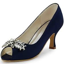 wedding shoes navy navy blue evening shoes