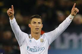 cristiano ronaldo cristiano ronaldo reaches 110 goals in chions league daily