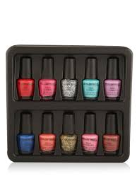 buy colorbar around the world nail paints set of 10 for women