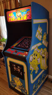 Ms Pacman Cocktail Table Tom U0027s Arcade Classics Arcade Harrisburg Illinois Facebook