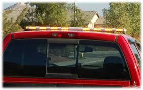 roof rack emergency light bar ex razor 50 led light bar