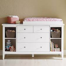 White Baby Dresser Changing Table Baby Changing Table Dresser Combo Drop C
