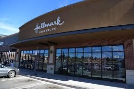 hallmark gold crown gifts town center colorado