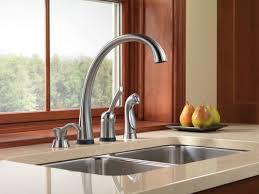 delta pilar kitchen faucet faucet 4380t ar dst legacy in 4380t ar dst by delta