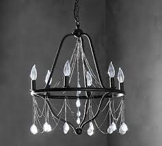 Florian Crystal Chandelier Designer Love Chandelier Antique