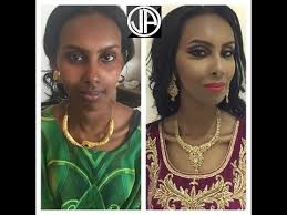 airbrush makeup for black skin contouring makeup for skin tutorial makeover transformation