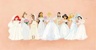 disney princess wedding dresses which wedding dress of disney princess should you worn in your