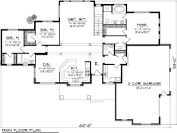 Craftsman Ranch House Plans 223 Best Home Design Images On Pinterest Dream Houses Home And
