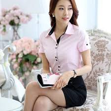 2017 2016 new fashion work shirt women business shirt formal