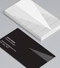 Standard Business Card Design Best 25 Business Card Design Templates Ideas On Pinterest
