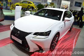 all new 2016 lexus gs 2016 lexus gs f sport gs450h facelift 2015 frankfurt live