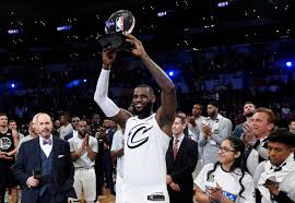 team lebron edges team steph 148 145 in nba all star game sports