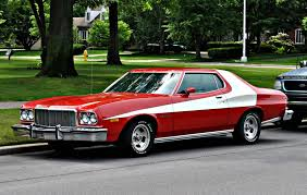 Starsky And Hutch Movie Car Ford Gran Torino