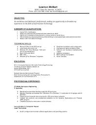 Program Specialist Resume Sample by Leamon Mcnutt It Specialist Resume