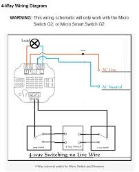 installing aeon labs micro dimmer on 4 way circuit connected