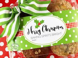 christmas treats it u0027s written on the wall how to package your christmas treats to