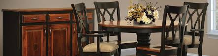 Amish Dining Tables Amish Dining Room U0026 Kitchen Tables And Chairs Homesquare Furniture