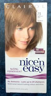 nicen easy color chart review nice n easy non permanent colour medium ash blonde 73 up