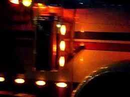 peterbilt air cleaner lights red inner air cleaner lights youtube
