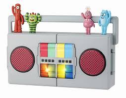 Images Of Yo Gabba Gabba by Amazon Com B Kids Yo Gabba Gabba Musical Boombox Baby