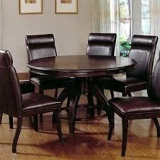 Espresso Pedestal Dining Table Best 50 Pedestal Dining Room Table Foter