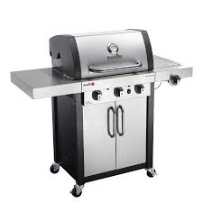 Brinkmann 2 Burner Gas Grill Review by Commercial Series 3 Burner Gas Grill Char Broil
