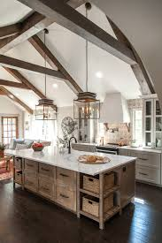 seven farmhouse kitchen designs hallstrom home