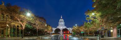christmas panorama at the texas state capitol 1 austin texas