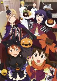 anime halloween post a halloween anime character or an anime wearing a halloween