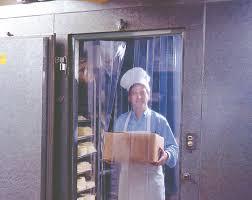 pvc door curtain refrigeration freezer vinyl curtain door restaurant