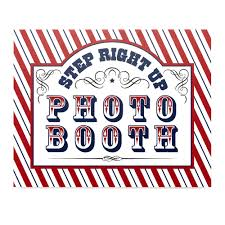 photo booth sign step up to the booth sign photo booth backdrops banners
