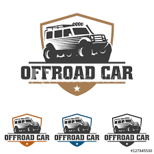off road car logo offroad logo suv car logo template off road
