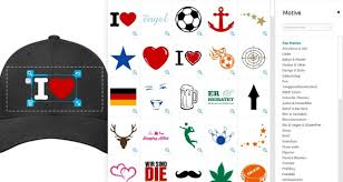caps selber designen cap selbst gestalten so individuell wie du selbst