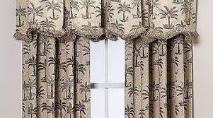 Ebay Curtains Palm Tree Window Curtains Ebay Dixiedogwear