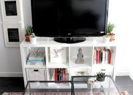 delightful console designsving room corner tv stand with showcase