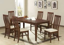 Teak Wood Dining Tables Dining Room Contemporary Teak Wood Dining Room Furniture Sets