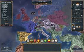 Map Of Europe Game by February 3rd 1715 Map Of Europe Exactly 300 Years Ago From Euiv