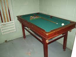 Antique Brunswick Pool Tables by Antique Price Guide