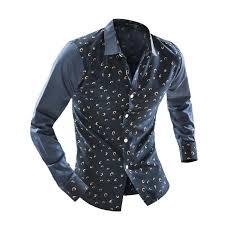 aliexpress buy 2016 new design hot sale hip aliexpress buy 2016 sleeve casual men shirts floral